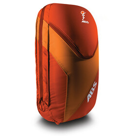 ABS Vario 18 Zip-on Backpack red orange
